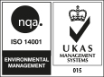 NQA ISO 14001 accreditation certificate 115px x 86px