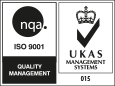 NQA ISO 9001 accreditation certificate 115px x 86px